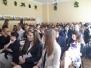 Ukończenie szkoły uczniów kl. III 27.04.2018